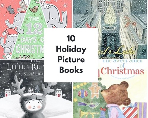 10 Holiday Children's Picture Books