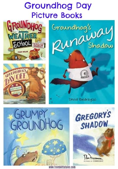 Groundhog Day Picture Books