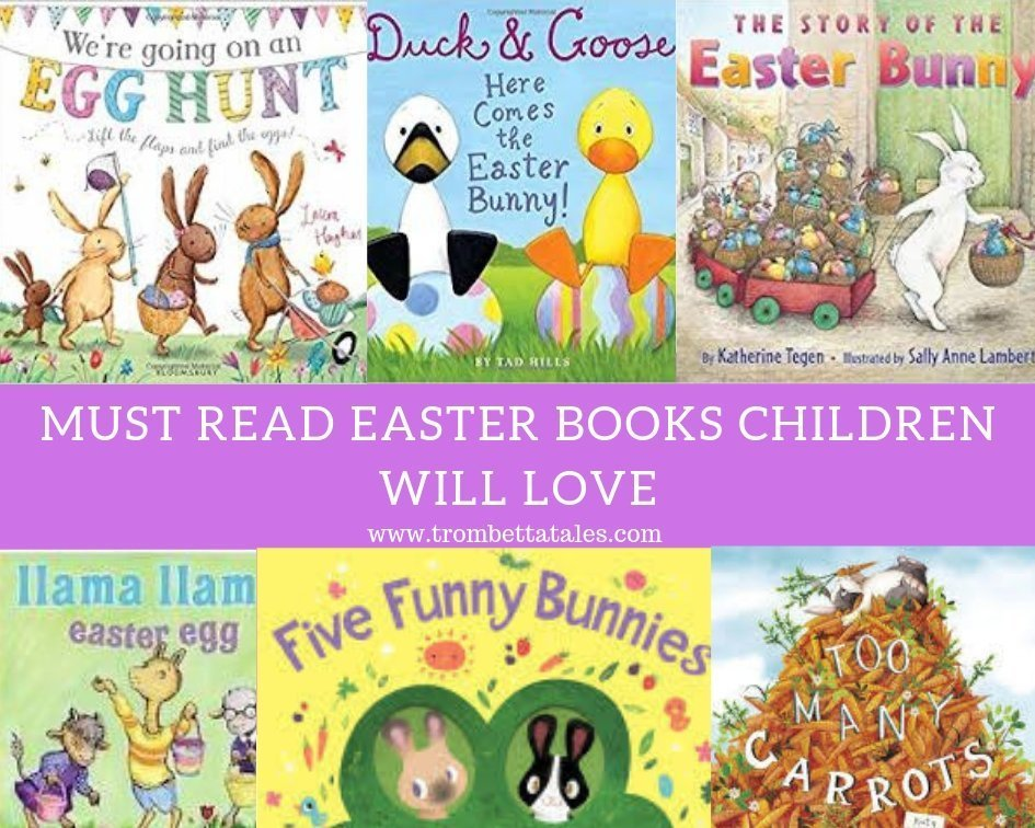 Must Read Easter Books Children will Love