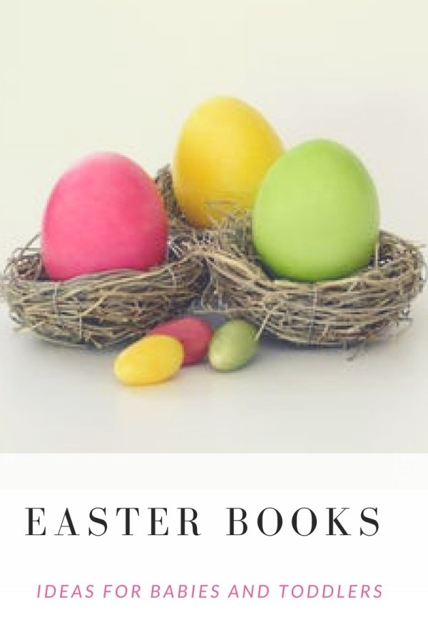 Easter Books: Ideas for Babies and Toddlers