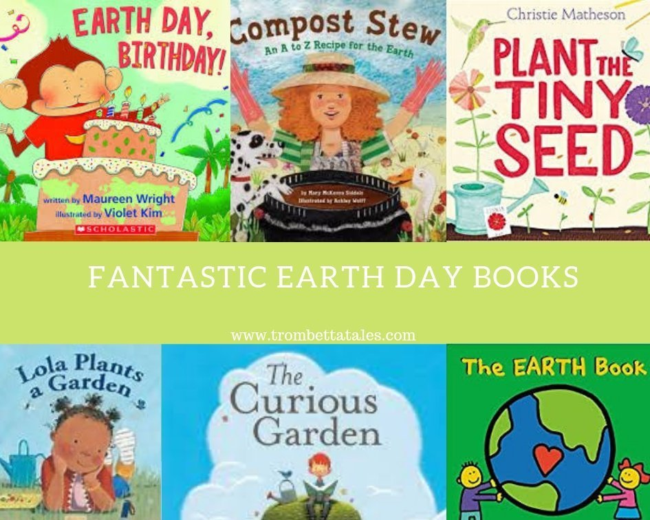 Fantastic Earth Day Books