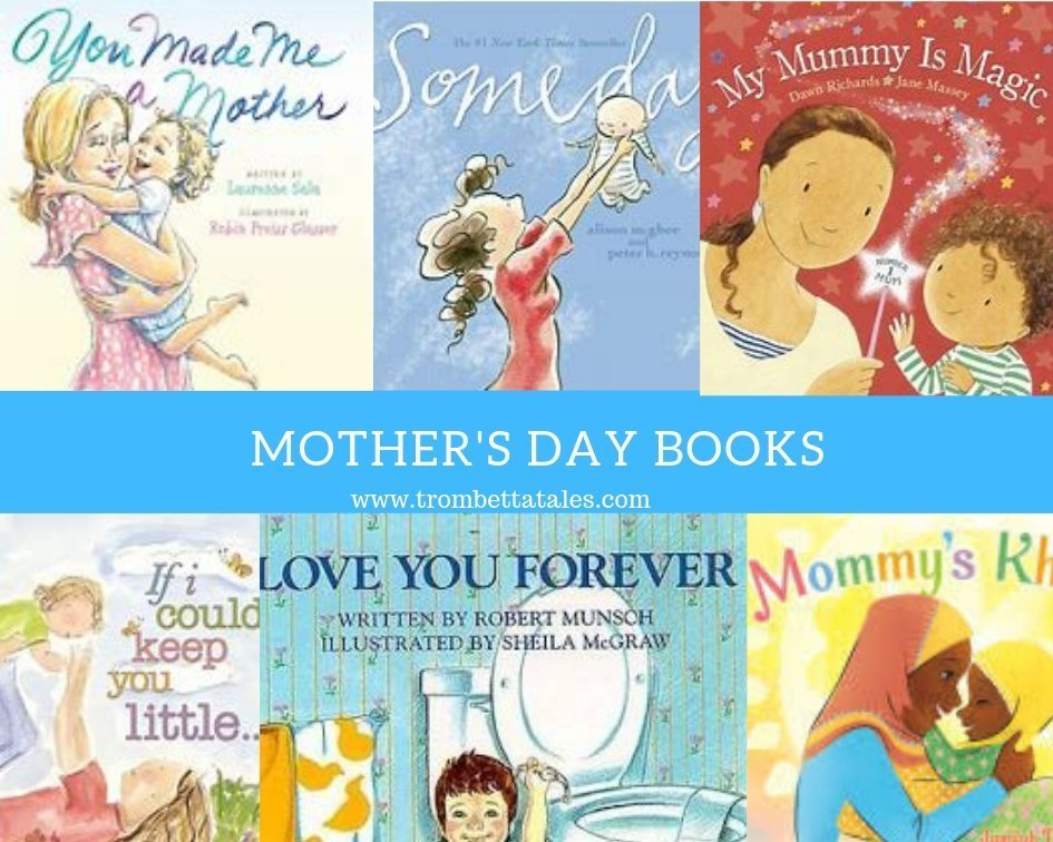 Our Favorite Mother's Day Books