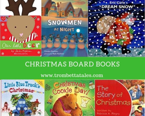 Must Have Holiday Board Books