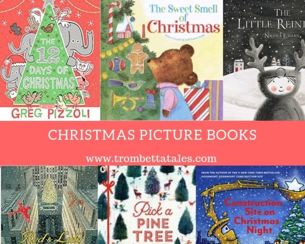Our Favorite Holiday Children's Picture Books