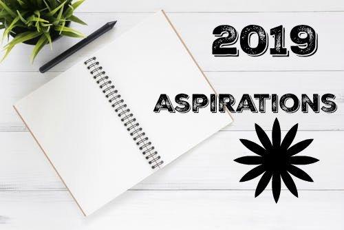 2019 Aspirations
