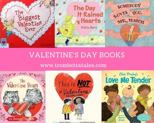 Books that Celebrate Love for Valentine's Day
