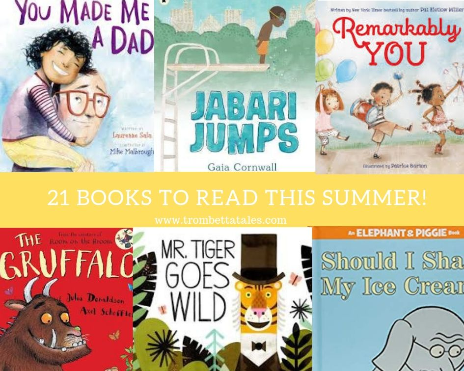 21 Books to Read this Summer!